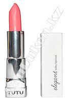 Помада TUTU Elegant Silky Lipstick (тон 02)