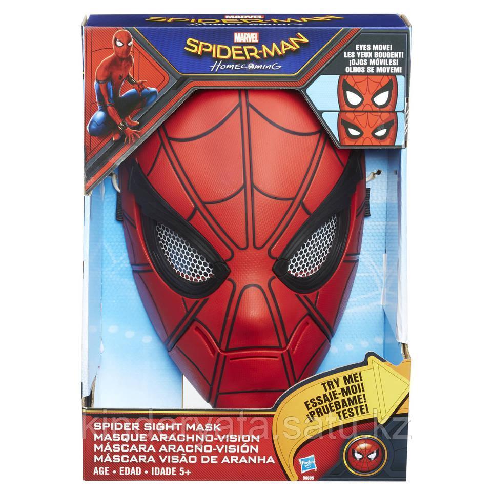 "Hasbro ""Spider-Man Homecoming"" Интерактивная маска Человека-Паука"