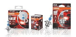 Лампа OSRAM H4 Night Breaker Lazer, фото 2