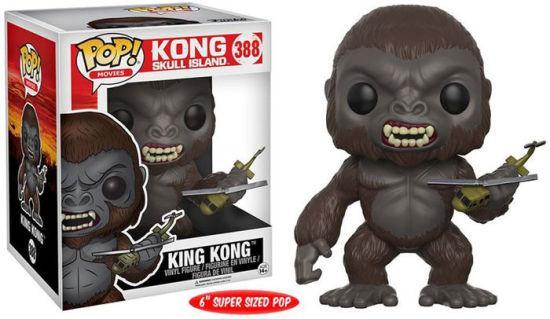 "Funko POP! Movies ""Конг: Остров Черепа"" Виниловая Фигурка Кинг Конг"