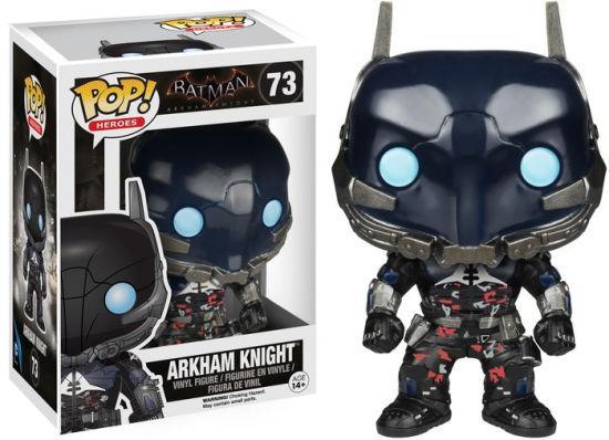 """Funko POP! Heroes """"Бэтмен: Рыцарь Аркхема"""" Виниловая Фигурка Рыцарь Аркхема"""