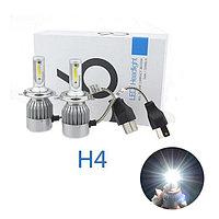 LED/Светодиодные Лампы C6 Цоколь H4, фото 1