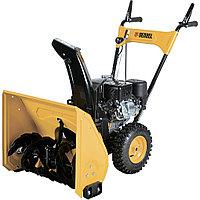 Бензиновая снегоуборочная машина GSB-53 мощность 6,5 л.с. ручной стартер DENZEL 97610 (002)