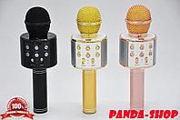 Караоке микрофон WS-858 Orginal, беспроводной караоке