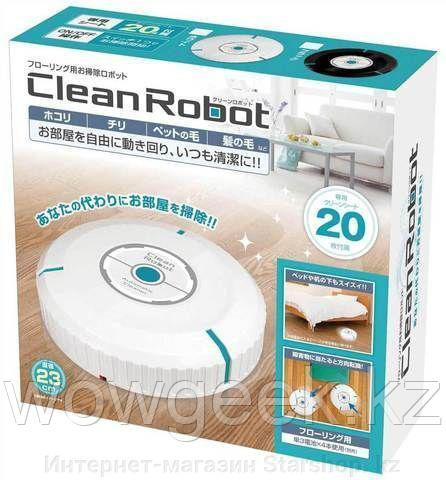 Робот-полотёр компактный Clean Robot