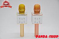 Караоке микрофон Q7, беспроводной караоке, фото 1
