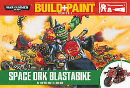 МИНИАТЮРЫ ВАРХАММЕР 40000:  SPACE ORK BLASTABIKE
