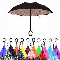 Ветрозащитный двойной зонт, фото 1
