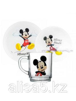Детcкий набор Mickey Colors 3 предмета