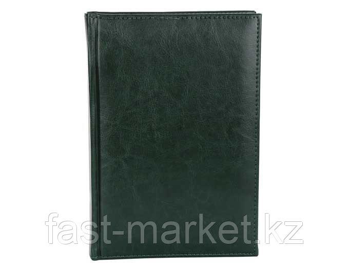 Датированный ежедневник А5 Classic (Классик) зеленый
