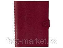 Датированный ежедневник А5 Prestige (Престиж) красный