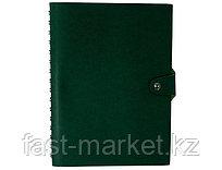 Датированный ежедневник А5 Prestige (Престиж) зеленый
