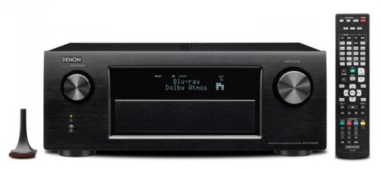 AV-ресивер DENON AVR-X4200W BL