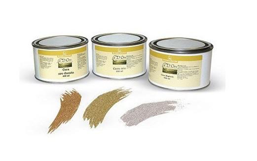 Пчелинный воск золото GILDING PATINA (300мл.)