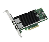 INTEL X540-T2 DUAL PORT CONVERGED NETWORK ADAPTER. NEW RETAIL FACTORY SEALED.INTEL X540-T2 DUAL PORT CONVERGED NETWORK ADAPTER. INS TOCK.