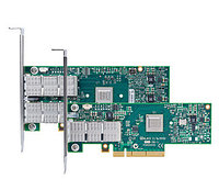 DELL 540-BBPN CONNECTX-3 PRO DUAL PORT 40 GBE QSFP+ PCIE ADAPTER WITH STANDARD BRACKET. BRAND NEW.