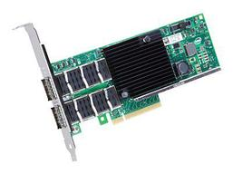 INTEL XL710QDA2BLK ETHERNET CONVERGED NETWORK ADAPTER NETWORK ADAPTER. NEW FACTORY SEALED.