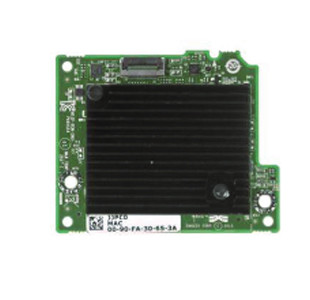 DELL 540-BBOY EMULEX ONECONNECT OCM14102B-N6-D 2-PORT 10GBE BLADE DAUGHTER CARD.