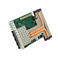 DELL 68M95 INTEL X710 QUAD PORT RNDC 10GBE DA/SFP+ ETHERNET RACK NETWORK DAUGHTER CARD, DIRECT ATTACHED (4) FOUR SMALL FORM FACTOR PLUGGABLE PLUS