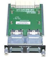 DELL GM765 EMC POWERCONNECT 10GE CX4 DUAL UPLINK MODULE.