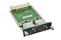 DELL UY108 10GB DUAL PORT STACKING MODULE.