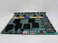 DELL FORCE10 NETWORKS C72D8 4-PORT 10 GBE LINE CARD.