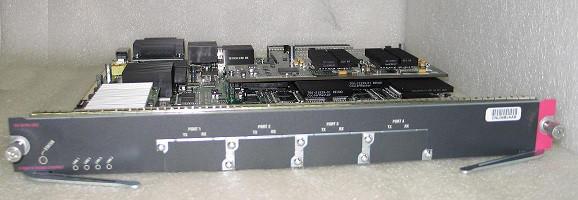 CISCO WS-X6704-10GE-3BXL CATALYST 6500 4-PORT 10 GIGABIT ETHERNET.
