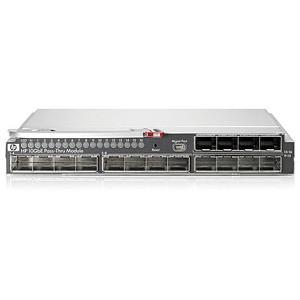 HP 504624-001 10GBE PASS-THRU MODULE - SWITCH - 16 X 10 GIGABIT SFP+ - PLUG-IN MODULE.