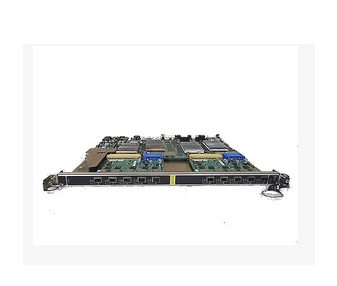 DELL GNXWG LINE CARD EXASCALE LC-EJ-10GE-10S 10-PORT SFP+ 10GBE ETHERNET FOR E1200I AND E600I.