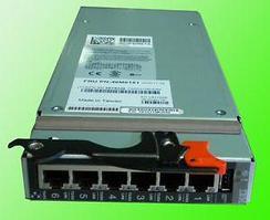 IBM 46M6151 SERVER CONNECTIVITY MODULE FOR IBM BLADECENTER SWITCH - EN, FAST EN, GIGABIT EN 10BASE-T, 100BASE-TX, 1000BASE-T PLUG-IN MODULE.