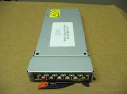 IBM 39Y9327 SERVER CONNECTIVITY MODULE FOR IBM BLADECENTER SWITCH - EN, FAST EN, GIGABIT EN 10BASE-T, 100BASE-TX, 1000BASE-T PLUG-IN MODULE.