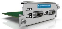 HP J9149A PROCURVE 10GBE CX4 COPPER MODULE - EXPANSION MODULE - 10 GIGABIT EN - 10GBASE-CX4 - 2 PORTS. NEW RETAIL FACTORY SEALED.HP J9149A PROCURVE