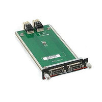 DELL RNDV3 POWERCONNECT DUAL PORT 10GBE CX4 STACKING MODULE.