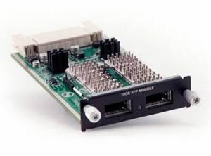 DELL FJ727 2-PORT 10GBE FIBRE CHANNEL XFP FIBRE STACKING MODULE.