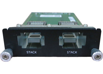 DELL 40F4F FORCE10 NETWORKS 2-PORT 12GBPS STACKING MODULE FOR S25P/S50N/S50V.