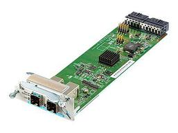 HP J9733-61001 NETWORK STACKING MODULE - 2 PORTS.