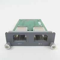 DELL S50-01-10GE-2C FORCE10 NETWORKS S50-01-10GE-2C 2-PORT 10 GBE CX4 MODULE.