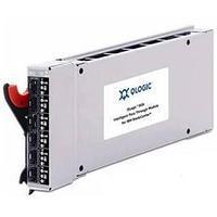 IBM 44X1907 QLOGIC 8GB INTELLIGENT PASS-THRU MODULE FOR IBM BLADECENTER - EXPANSION MODULE - 8GB FIBRE CHANNEL.