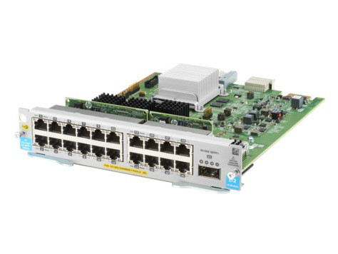 HP J9992A 20P POE+ / 1P 40GBE QSFP+ V3 ZL2 EXPANSION MODULE.HP J9992A 20P POE+ / 1P 40GBE QSFP+ V3 ZL2 EXPANSION MODULE. NEW SEALED SPARE.