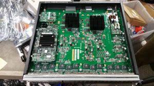 HP JC107A 9500 48-PORT GIG-T MODULE.