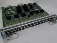 DELL P5WVH 48-PORT 10/100/1000BASE-T LINE CARD WITH RJ-45 INTERFACE.
