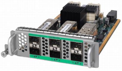 CISCO N5K-M1600 N5000 1000 SERIES MODULE 6PORT 10GE(REQ SFP+).NEW FACTORY SEALED.CISCO N5K-M1600 N5000 1000 SERIES MODULE 6PORT 10GE(REQ SFP+).