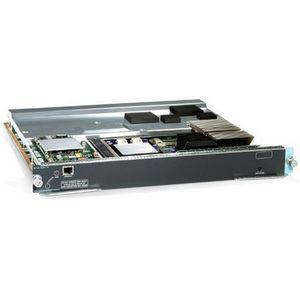 CISCO WS-X6708-10G-3CXL 8-PORT 10 GIGABIT ETHERNET MODULE WITH DFC3CXL - EXPANSION MODULE - 10 GIGABIT LAN - 10GBASE-X - 8 PORTS.