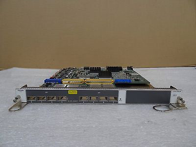DELL 5GFDK FORCE10 NETWORKS E300 8-PORT 10 GBE LINE CARD, XFP MODULES REQUIRED.