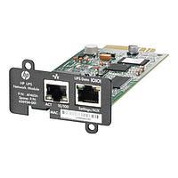HP 636934-001 UPS NETWORK MODULE MINI-SLOT KIT REMOTE MANAGEMENT ADAPTER.
