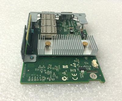 MELLANOX MCX383A-FCNA CONNECTX-3 SINGLE PORT FDR 56GB/S INFINIBAND MEZZANINE ADAPTER FOR C6220/C8220.(DELL DUAL LABEL).