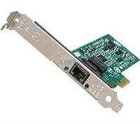 INTEL - GIGABIT CT2 DESKTOP ADAPTER - PCI EXPRESS X1 - 1 PORT(S) - 1 X NETWORK (RJ-45) - TWISTED PAIR - FULL-HEIGHT, LOW-PROFILE (E1G31CTG1P20).