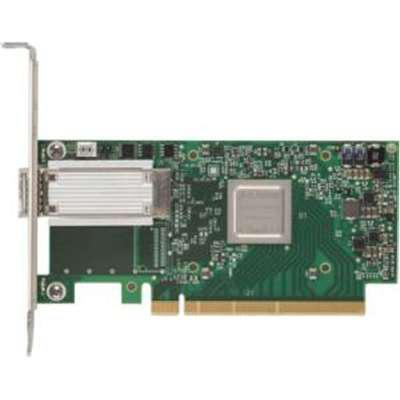 HP 828107-001 INFINIBAND EDR/ETHERNET 100GB 1-PORT 840QSFP28 ADAPTER.