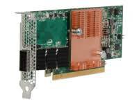 INTEL 100HFA016LS 1 PORT OMNI-PATH HOST FABRIC INTERFACE 100 SERIES NETWORK ADAPTER - PCIE 3.0. NEW FACTORY SEALED.