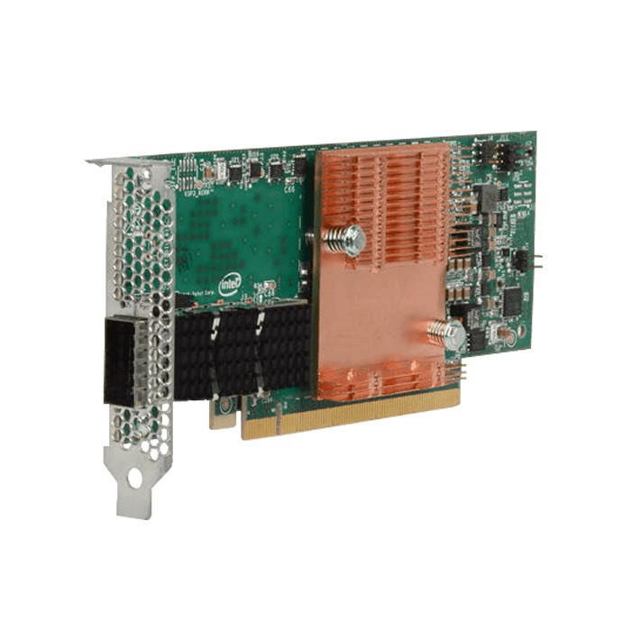 DELL 540-BBQU INTEL 1 PORT OMNI-PATH HOST FABRIC INTERFACE 100 SERIES NETWORK ADAPTER - PCIE 3.0 - LOW PROFILE. BRAND NEW.